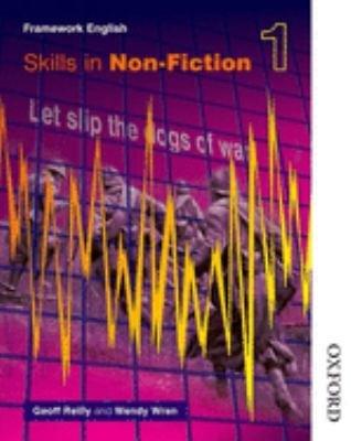 Nelson Thornes Framework English Skills In Non Fiction 1