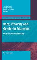 Race  Ethnicity and Gender in Education PDF