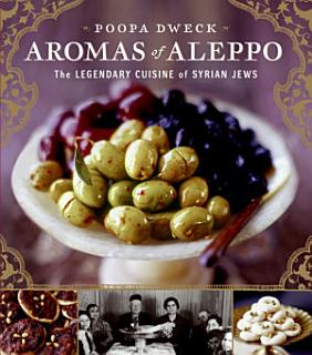 Aromas of Aleppo Book