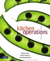 Kitchen Operations PDF