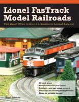 Lionel FasTrack Model Railroads PDF