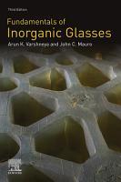 Fundamentals of Inorganic Glasses PDF