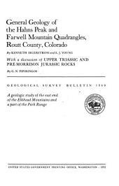 Geological Survey Bulletin