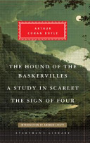 The Hound of the Baskervilles  Study in Scarlet  the Sign of Four