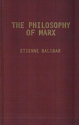The Philosophy of Marx PDF