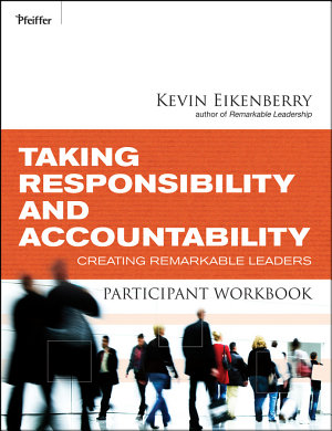 Taking Responsibility and Accountability Participant Workbook PDF