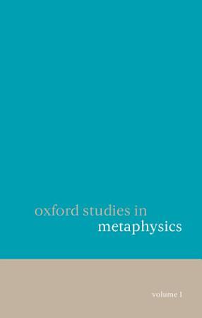 Oxford Studies in Metaphysics PDF