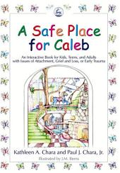 A Safe Place for Caleb: An Interactive Book for Kids, Teens and Adults with Issues of Attachment, Grief, Loss or Early Trauma