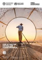 Code of Practice for Fish and Fishery Products PDF