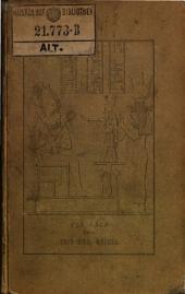 Über Isis und Osiris, nach neuverglichenen Handschriften mit Übers. und Erl. hrsg. von Gustav Parthey