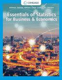 Essentials of Statistics for Business and Economics PDF