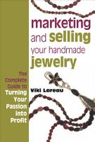 Marketing and Selling Your Handmade Jewelry PDF