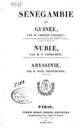 Sénégambie et Guinée
