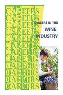 Careers in the Wine Industry