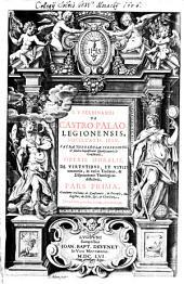 Opus morale de virtutibus et vitiis contrariis: Continens tractatus de Conscientia, de Peccatis, de Legibus, de Fide, Spe, & Charitate, Volume 1