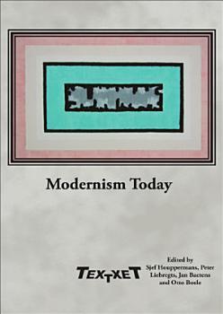 Modernism Today PDF