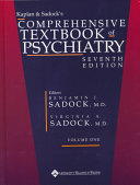 Kaplan   Sadock s Comprehensive Textbook of Psychiatry VII PDF