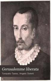 Gerusalemme liberata: Discorso sui test. Bibliografia. Cinque canti, di Camillo Camilli aggiunti al Goffredo. Rimario. Indice