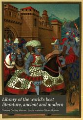 Library of the World's Best Literature, Ancient and Modern: Volume 41