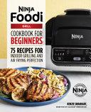 Ninja Foodi Grill Cookbook for Beginners PDF