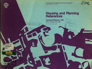 Housing and Planning References