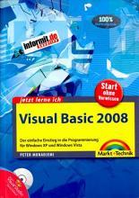 Jetzt lerne ich Visual Basic 2008 PDF