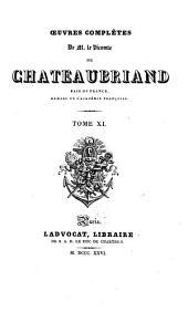 Génie du Christianisme ; Tome I: Volume11