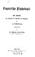 Empirische Psychologie PDF