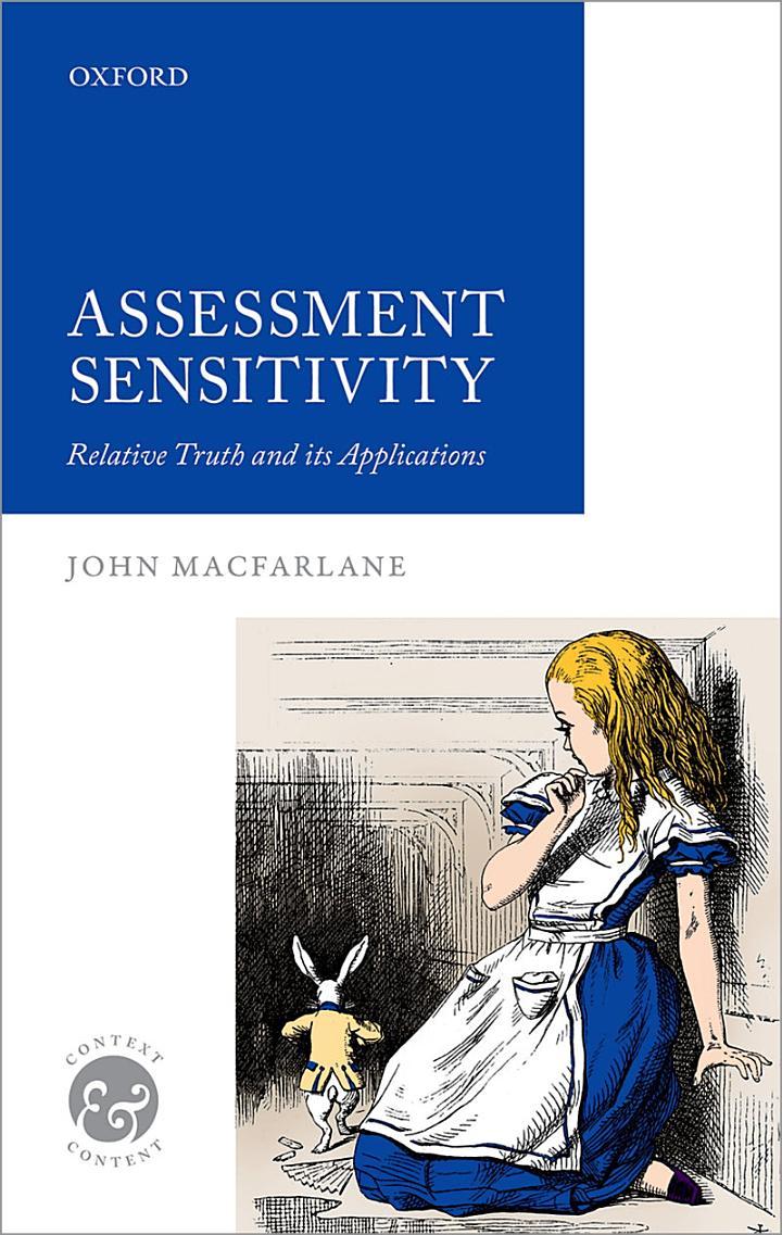 Assessment Sensitivity