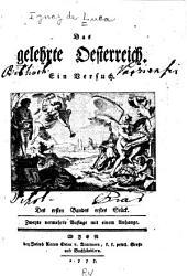 Das gelehrte Oesterreich: Ein Versuch, Band 1