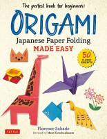 Origami Japanese Paper Folding PDF