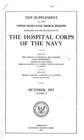 Hospital Corps Quarterly: Issues 3-9