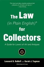 The Law (in Plain English) for Collectors