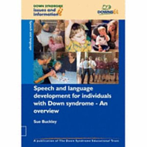 Speech  Language and Communication for Individuals with Down Syndrome PDF
