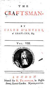The Craftsman: Volume 8