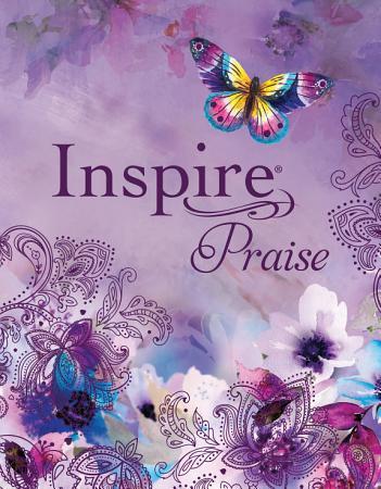 Inspire Praise Bible NLT  Softcover  PDF