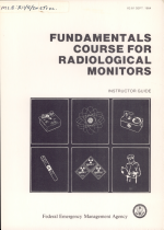 Fundamentals course for radiological monitors
