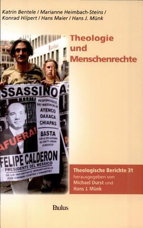 Theologie und Menschenrechte PDF