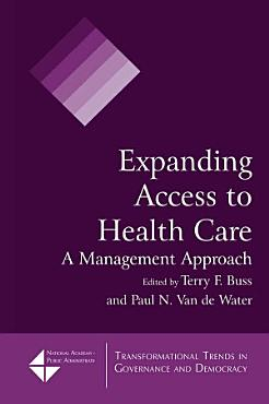 Expanding Access to Health Care PDF