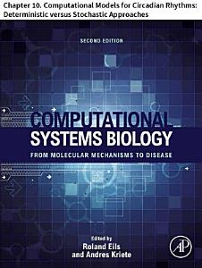 Computational Systems Biology PDF