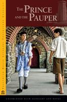Prince and the Pauper  The  Literary Touchstone Classic PDF