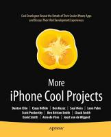 More iPhone Cool Projects PDF