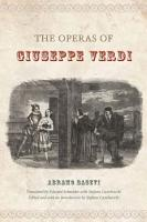 The Operas of Giuseppe Verdi PDF