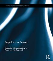 Populists in Power PDF