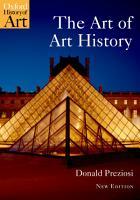 The Art of Art History PDF