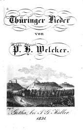 Thüringer lieder