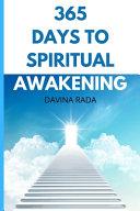 365 Days To Spiritual Awakening