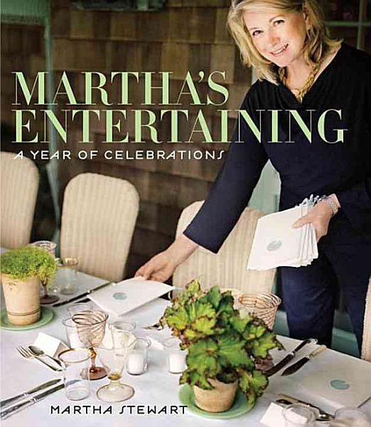 Download Martha s Entertaining Book