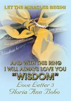 And With This Ring I Will Always Love You  Wisdom  PDF