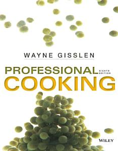 Professional Cooking  8th Edition Book